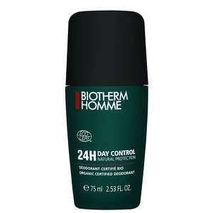 Biotherm Homme 24h Day Control Natural Protection Roll-On Deodorant 75ml