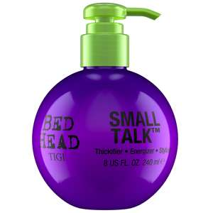 TIGI Bed Head Thickening and Volumizing Small Talk Volumising Hair Styling Cream 240ml