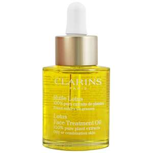 Clarins Face Treatment Oil Lotus Oily/Combination Skin 30ml / 1 fl.oz.