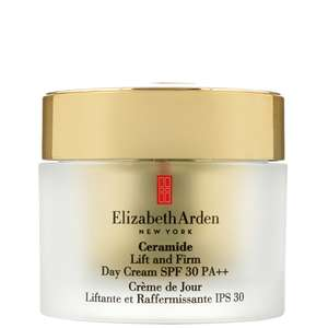 Elizabeth Arden Moisturisers Ceramide Lift and Firm Day Cream SPF30 50ml / 1.7 fl.oz.