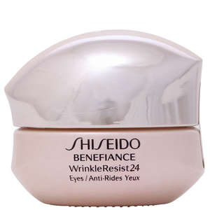 Shiseido Eye & Lip Care Benefiance: WrinkleResist24 Intensive Eye Contour Cream 15ml / 0.51 oz.