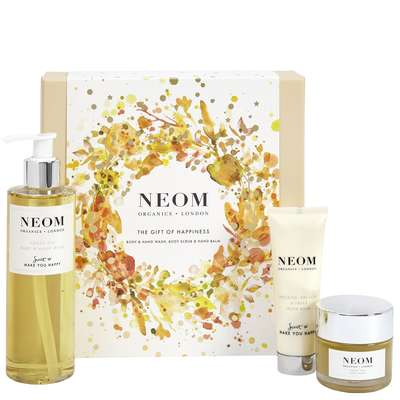Christmas Gift Sets 2019.Neom Organics London Christmas 2019 The Gift Of Happiness Gift Set