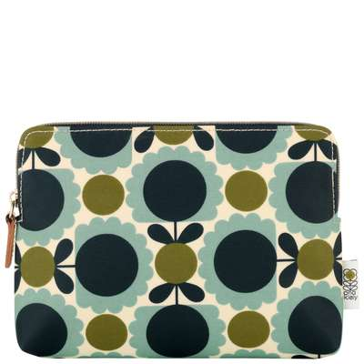 The Perfect Sized Pouch From Orla Kiely To Hold All Your Beauty Favourites Previously Showcased Within Her Handbag And Accessories Collections