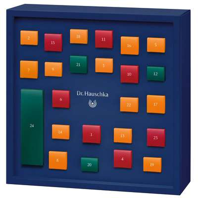 Dr. Hauschka Christmas 2020 Advent Calendar