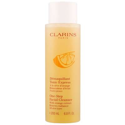 One step facial cleanser clarins