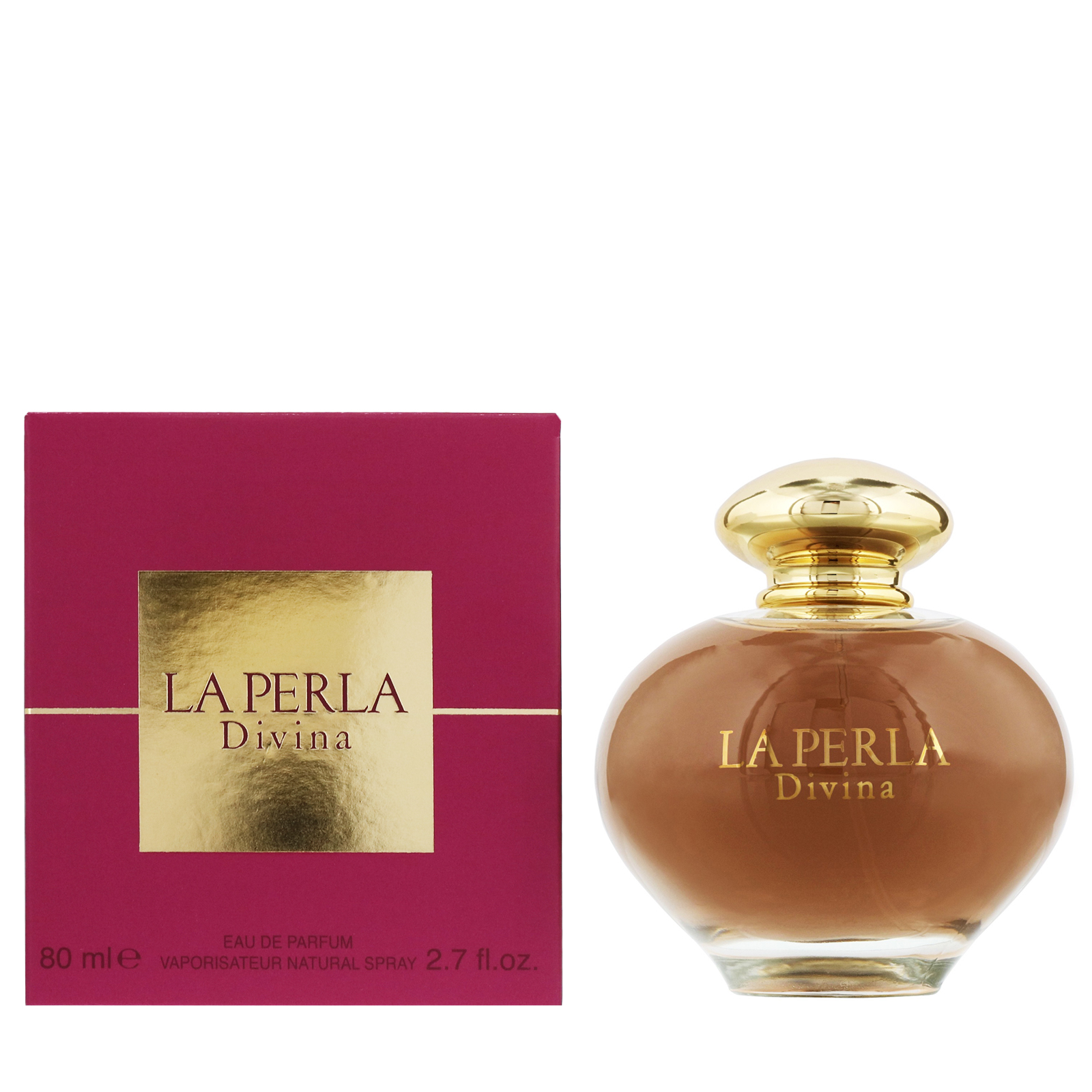 La Perla Eau de Parfum 80ml Spray for