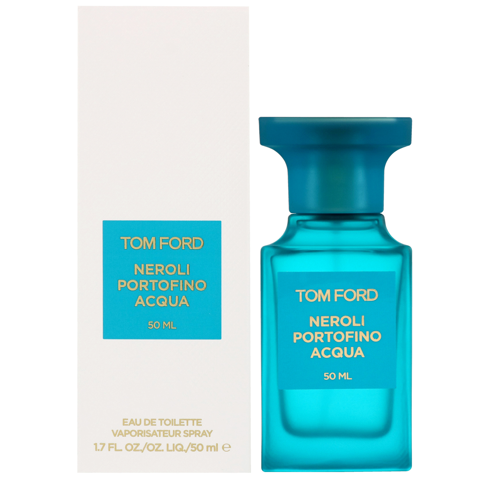 Tom Ford Neroli Portofino 50ml EMPTY