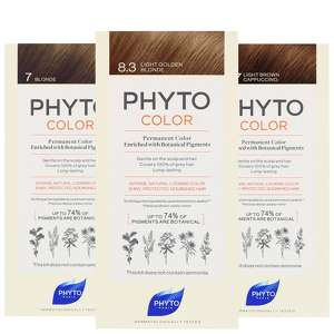 PHYTO COLOR: Permanent Hair Dye