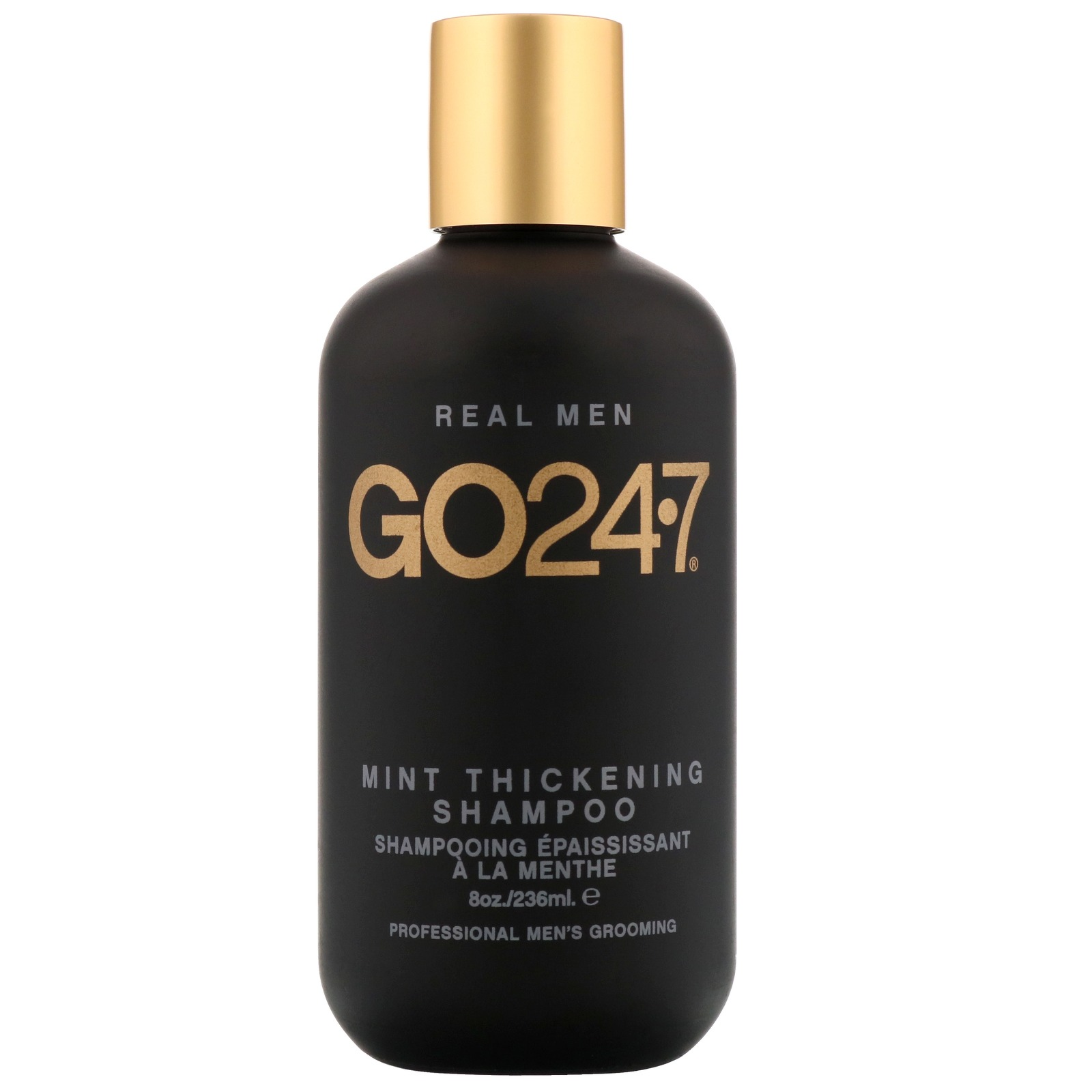 GO24.7 Cleanse & Condition Menta l'ispessimento Shampoo ml 236/8 oz.