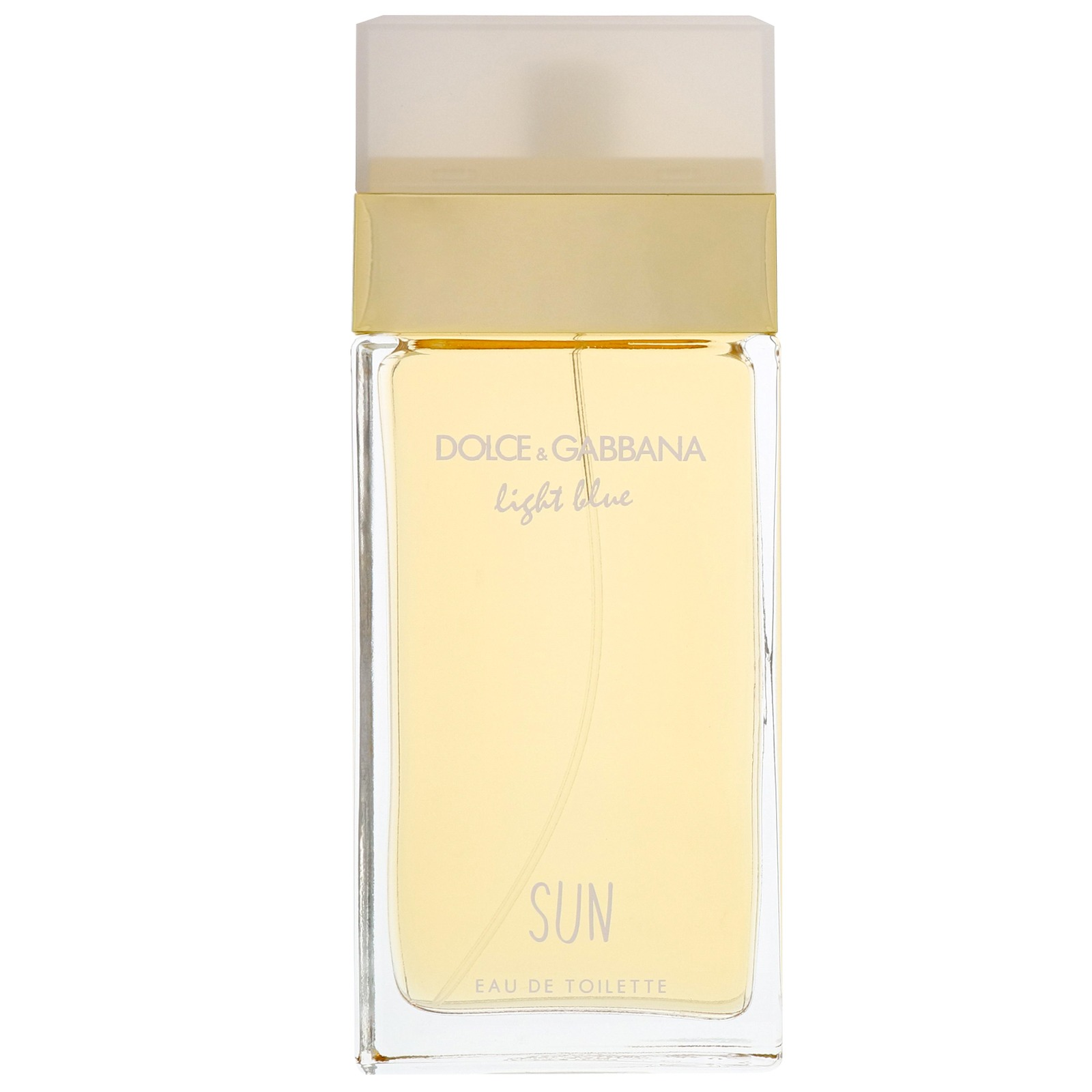 DOLCE & GABBANA Light Blue Sun Eau de Toilette Spray 100ml