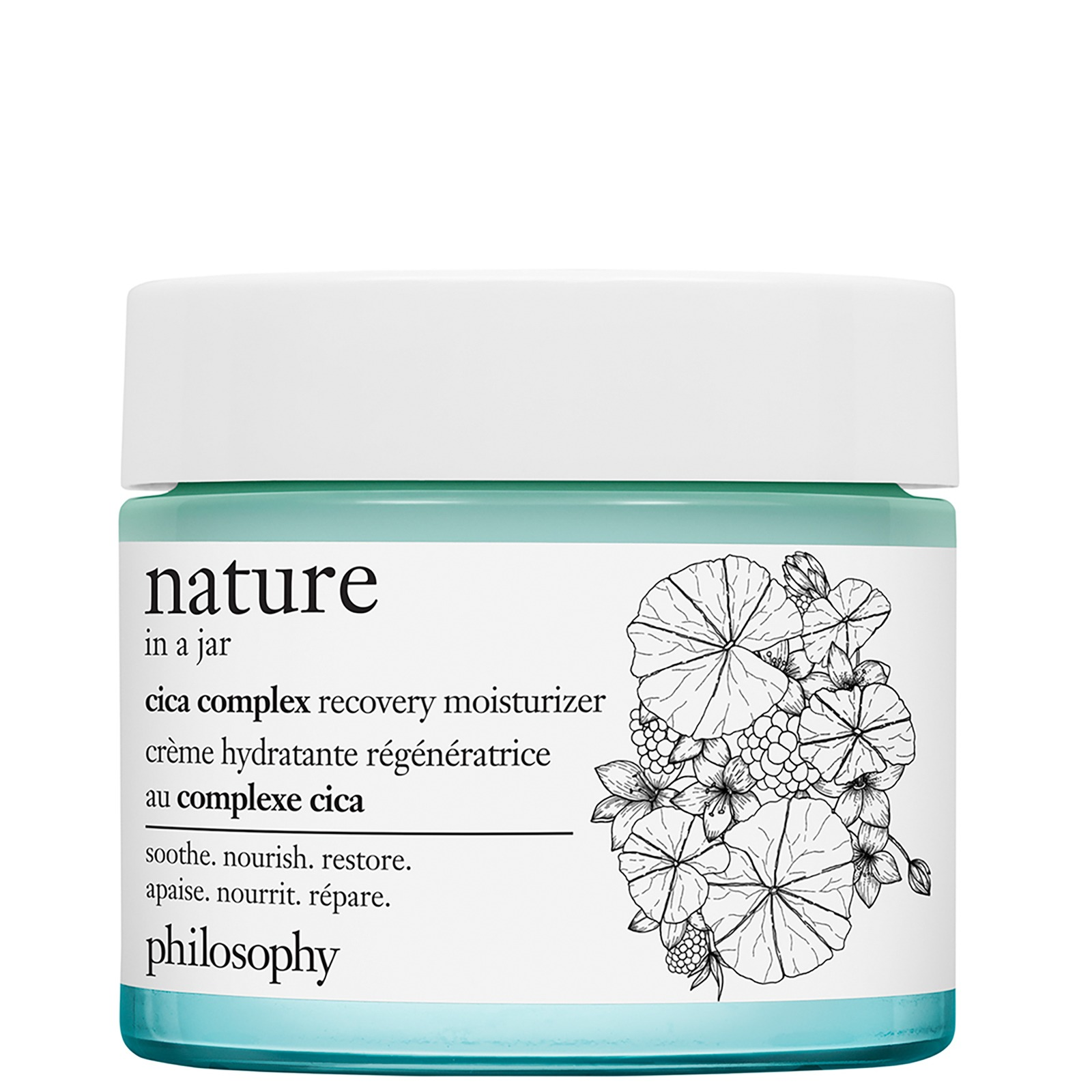 philosophy Nature In A Jar Cica Complex Recovery Idratante 60ml