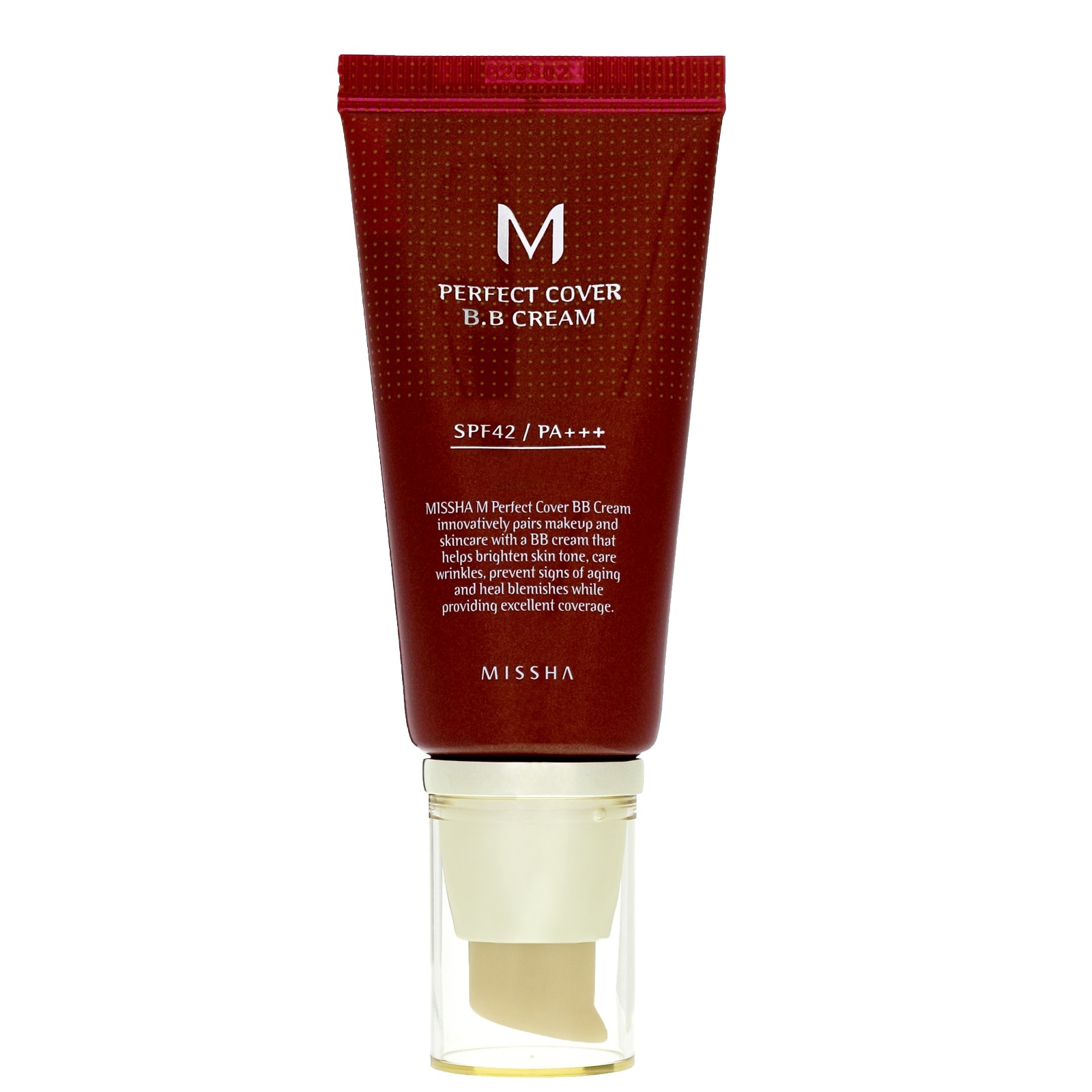 MISSHA M Perfect Cover BB Cream SPF42 50ml 23 Beige Naturale 50ml